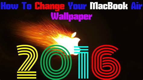 How To Change Background On Macbook Air Macbook Air Wallpapers 80 Background Pictures