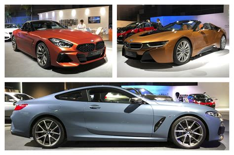 5 cool cars at bmw world 2018 torque