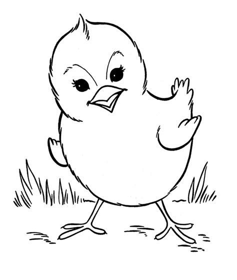 printable farm animal coloring pages  kids