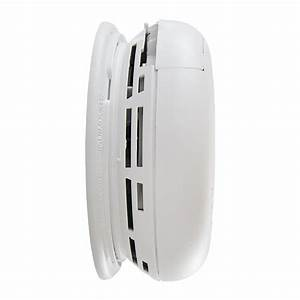 First Alert 7010b Hardwired Photoelectric Smoke Alarm With