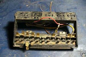 Vw Aircooled Super Beetle Fuse Assembly 71