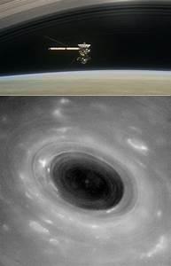 NASA's Cassini Spacecraft Transmits Closest Photographs Ever Captured of Saturn - TechEBlog