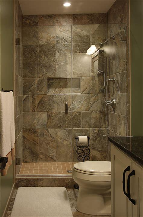 Basement Bathroom  Traditional  Basement  Dc Metro By
