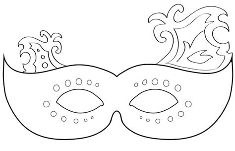 Masquerade Mask Template For Adults by Free Printable Masquerade Mask Templates Free Clipart