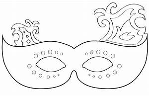 printable mouse mask template - printable mask template mask cut out printable flower mask