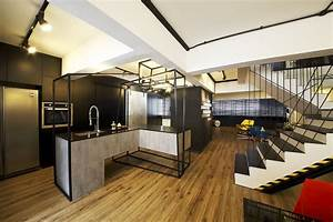 Steal Decor Tips From These 13 Modern HDB Maisonettes