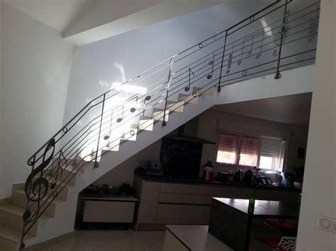 garde corps rambarde balcon contemporain escalier toulouse par fer et