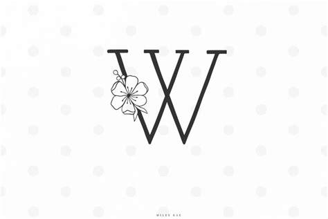 floral letter svg cut file alphabet flower font  svgs design bundles