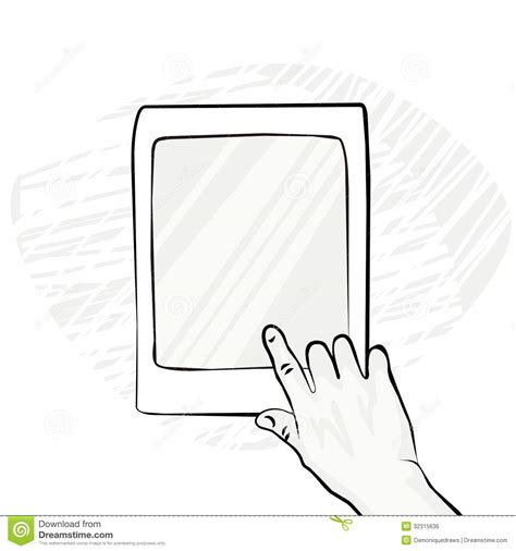 touch clipart black and white touch screen clipart clipground