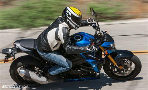 suzuki gsx  review motorcyclecom  ride