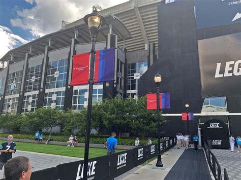 carolina panthers suite rentals bank  america stadium