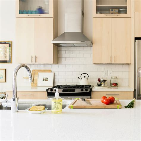 types of kitchen countertops uk mix materials for style