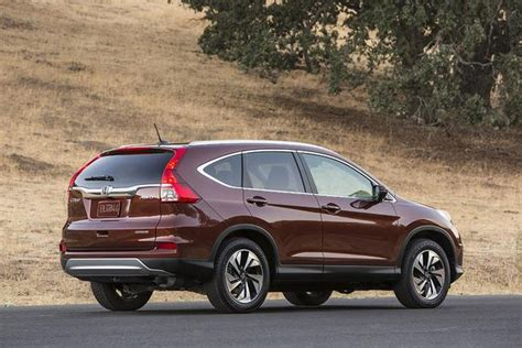 2016 Vs. 2017 Honda Cr-v