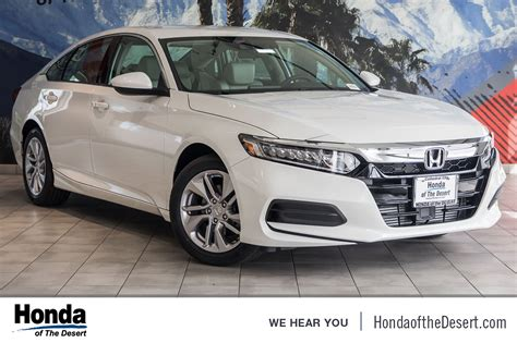 2019 honda accord sedan new 2019 honda accord sedan lx 1 5t 4dr car in cathedral