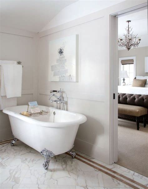 Modern Bathroom With Clawfoot Tub by 10 Beautiful Bathrooms With Clawfoot Tubs