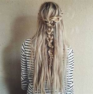 boho hair on Tumblr