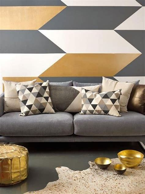 cool geometric living room design ideas  rock