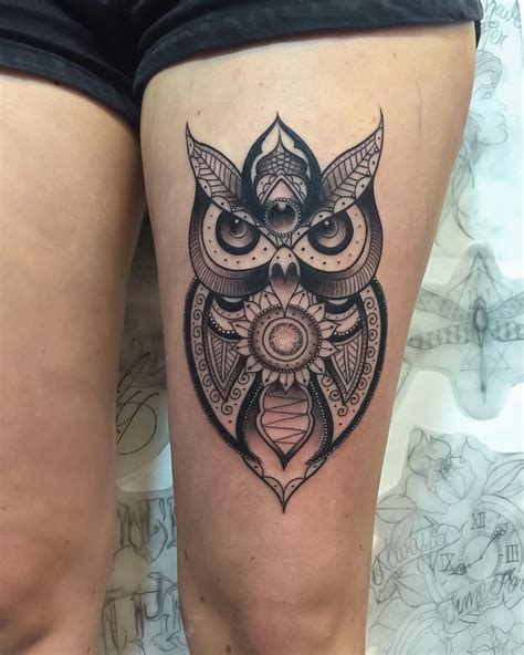 Permalink to Owl Tattoo Ideas Pinterest