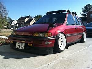 Image Detail For -slammed Wagons  Vans