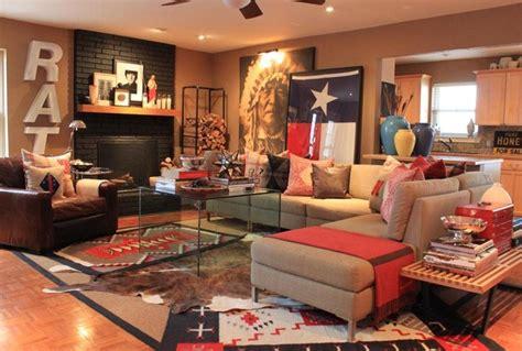 Southwest Living Room : Southwestern Living Room Design Ideas