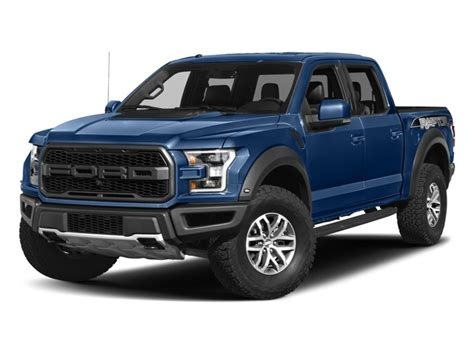 ford   raptor wd supercrew  box msrp