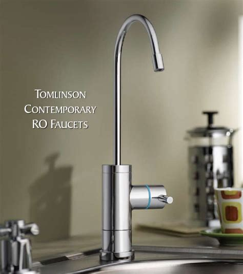 tomlinson ro faucet water systems