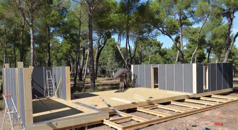 Haus Selber Mauern by Ein Haus F 252 R 37 000 Das Popup House Der Zukunft
