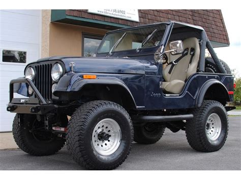 jeep navy blue les 25 meilleures idées de la catégorie jeep cj5 sur