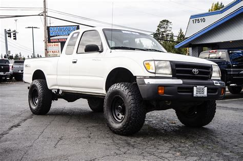 4x4 Toyota Tacoma by Used Lifted 1999 Toyota Tacoma Sr5 4x4 Truck For Sale 34306b