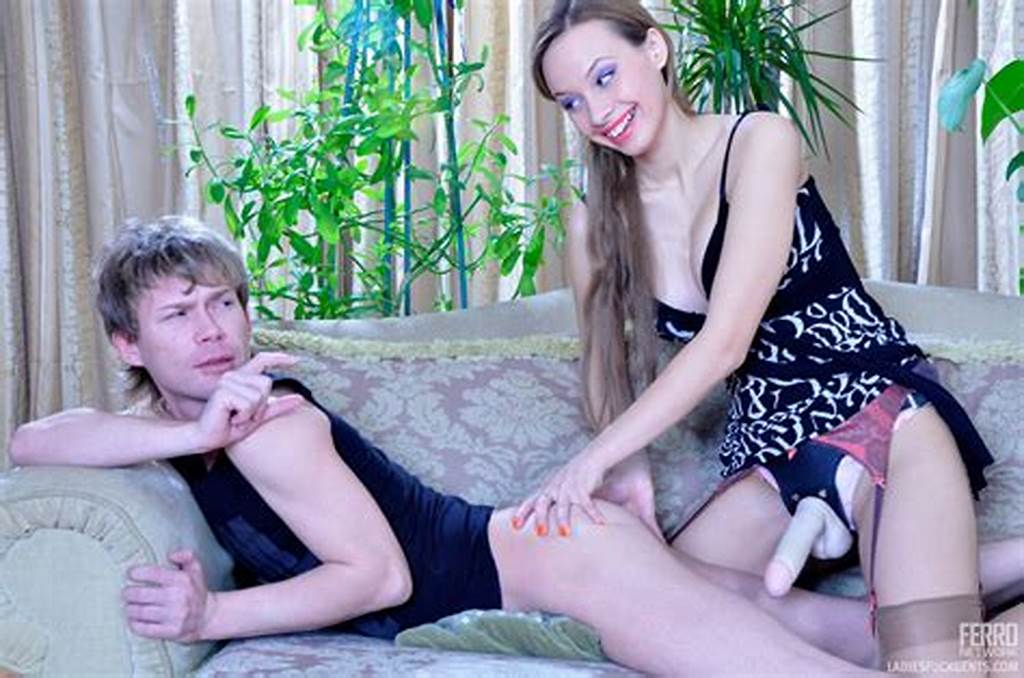 #Ladiesfuckgents #Femdom #Irene #And #Silvester #Raw #Strapon #Sex