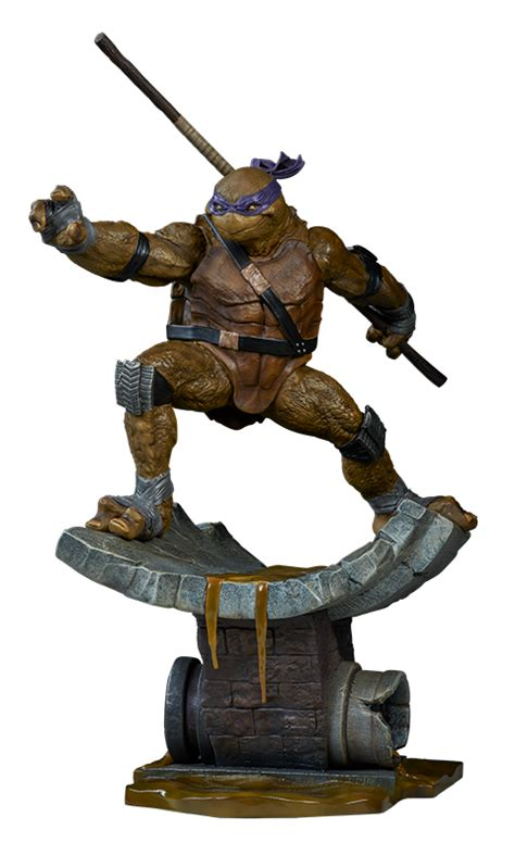 TMNT Donatello Statue by Sideshow Collectibles | Sideshow ...