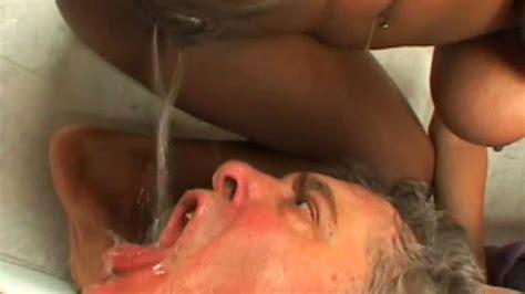 Busty Ebony Pisses In Wild Porn Xbabe Video