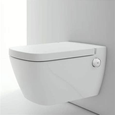 wc bürste keramik tece teceone wc keramik mit duschfunktion 9700200 megabad