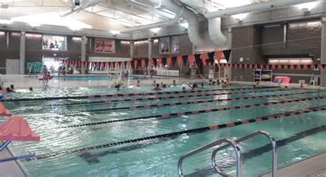 Nike Swim Camp At Oregon State University