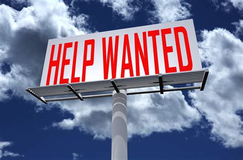 Help Wanted - Food Bank of Eastern New Mexico
