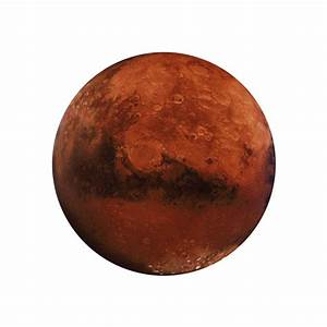 Mars Planet White Background - Pics about space