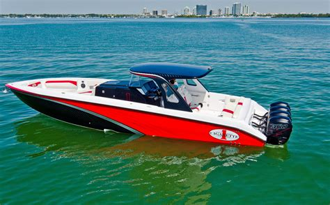 Cigarette Boat Dealer Miami 2016 cigarette gtr power new and used boats for sale www