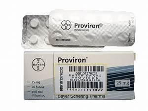 Proviron Anabolic Androgenic Properties