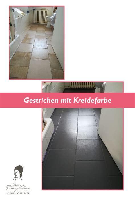 Fliesen Streichen Kreide by Fliesen Streichen Mit Kreidefarbe Umbau Tiles Chalk