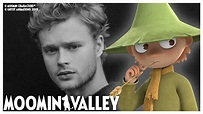 Edvin Endre on his role as Snufkin in the new Moominvalley ...
