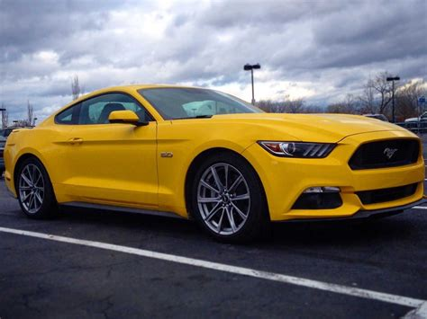 Ford Mustang Gt 2015  Business Insider