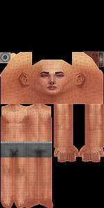 Sim Body Texture Templates   Sims 4 Studio