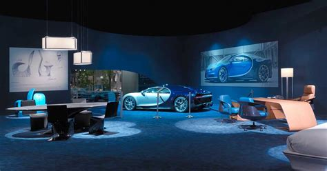 Bugatti Home Collection Can Outfit Your Living Room