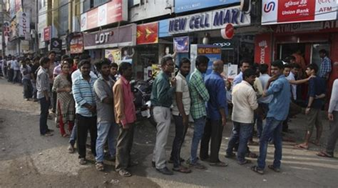 Demonetisation As The Policy Implementation Is About To