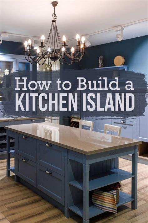 simple diy kitchen island designs diy kitchen island