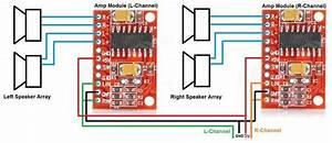 Mini Amplificador Digital Pam8403 De Audio Dual De 3w