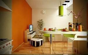 encore des idees pour votre espace salle a manger en blanc With salle a manger vert