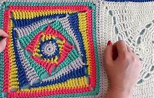 Ergahandmade  Crochet Blanket   Diagram   Video