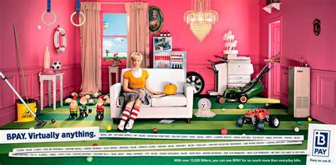 complex lifestyle visuals  bpays brand story