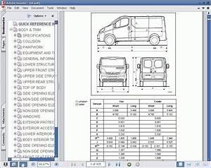 Nissan Kubistar Workshop Wiring Diagram